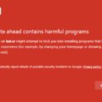 Ora Google Chrome sta bloccando i siti Web torrent