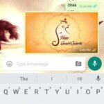 Ora inoltra un messaggio a più contatti su Whatsapp