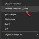 Questa app è stata bloccata a causa dei criteri aziendali su Microsoft Store in Windows 10 Fix