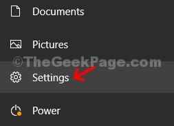 Impostazioni dell'icona di Windows sul desktop