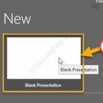 Soluzione: la presentazione non può essere aperta, il file PPT non può essere aperto in Windows 10
