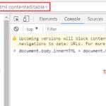 Trova e sostituisci rapidamente il testo in Chrome senza alcuna estensione