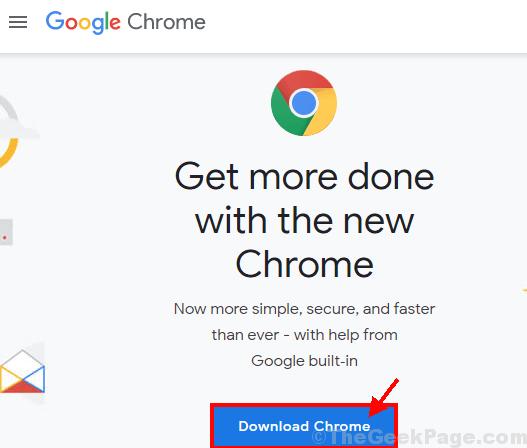 Scarica Chrome