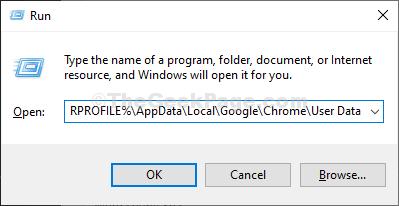 Esegui Chrome