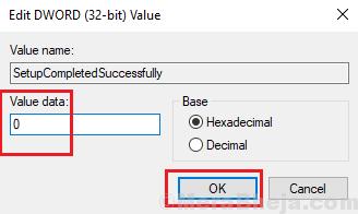 Modifica Dword