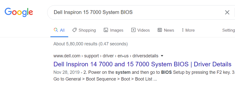 Google Bio