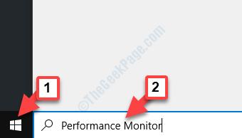 Monitoraggio delle prestazioni della ricerca sul desktop