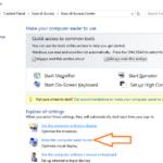 Come aumentare lo spessore del cursore lampeggiante in Windows 10