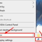 Come creare un collegamento per trasferire file tramite Bluetooth in Windows 10