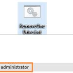 Come disinstallare OneDrive in Windows 10 con un clic