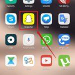 Come salvare gli snap di Snapchat nel rullino della fotocamera invece che nei ricordi