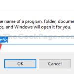 Come uscire dalla modalità provvisoria in Windows 10