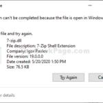 Correzione: impossibile eliminare la cartella utilizzata da Explorer.exe in Windows 10