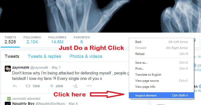 clic destro-ispeziona-elemet-full-page-chrome