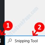 Crea una scorciatoia da tastiera per lo strumento di cattura da aprire con un tasto di scelta rapida