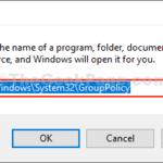Esporta e copia le impostazioni dei criteri di gruppo su un altro PC Windows 10