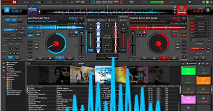 DJ virtuale