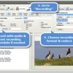 I 12 migliori software gratuiti per la registrazione della webcam