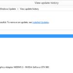 Risolto!  Aggiornamento a Windows 10 Errore non riuscito