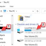 La correzione non può accedere alla cartella WindowsApps in Windows 10