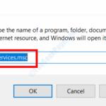 Si è verificato un errore Javascript nel processo principale di Windows 10