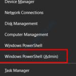 L'arresto è già stato chiamato su questo oggetto 0x802A0002 Errore in Windows 10