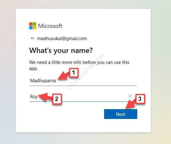 Qual è il tuo nome Nome Cognome Avanti