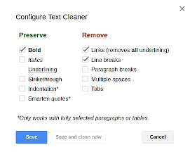 Text Cleaner