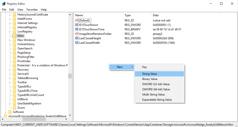 registro-chiave-download-cartella-modifica