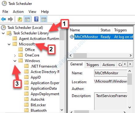 Utilità di pianificazione Libreria Utilità di pianificazione di Microsoft Windows