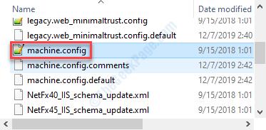 Configurazione macchina CC