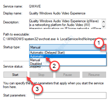 Avvio automatico di Windows di qualità