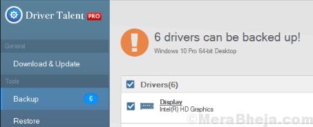Talento di guida
