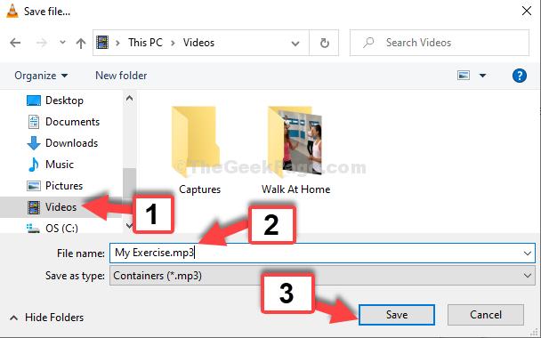 Browser di file Video Nome del file .mp3 Salva