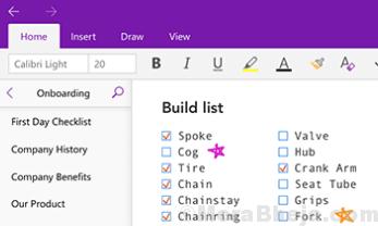 Onenote Windows 10 Min