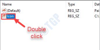 Nuova icona doppio clic