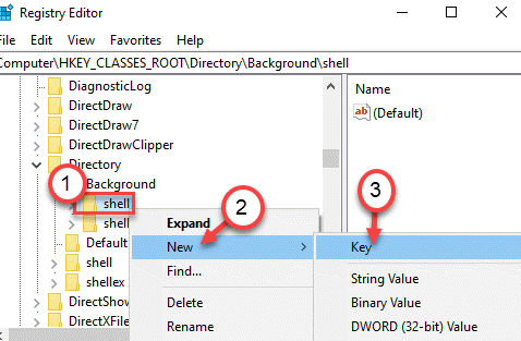 Shell New Min Desktop Key