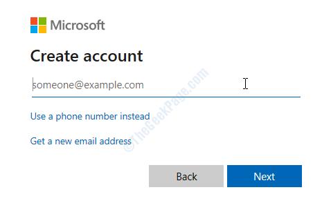 Strumenti Account Aggiungi account Indirizzo email Password