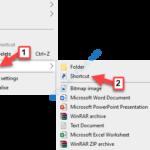 Come creare un collegamento per cancellare la cronologia degli appunti in Windows 10