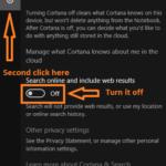 Come disabilitare i risultati della ricerca web dalla barra delle applicazioni di Windows 10
