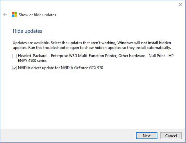 hide-update-driver