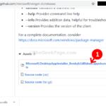 Come utilizzare WINGET in Windows 10 per installare programmi tramite CMD