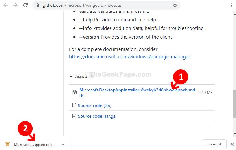 Microsoft.desktopappinstaller 8wekyb3d8bbwe.appxbundle Scarica