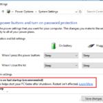 Correggi Windows 10 bloccato sulla preparazione delle opzioni di sicurezza (risolto)
