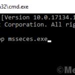 """Correzione dell'errore interrotto della sessione """"Microsoft Security client OOBE"""" 0xC000000D"""