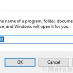 Risolve il problema di utilizzo elevato del disco WSAPPX in Windows 10