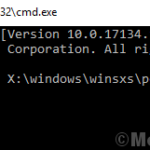 Soluzione È presente una riparazione del sistema in sospeso che richiede un riavvio per essere completata in Windows 10