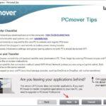 Usa PCMover express per trasferire file in Windows 10