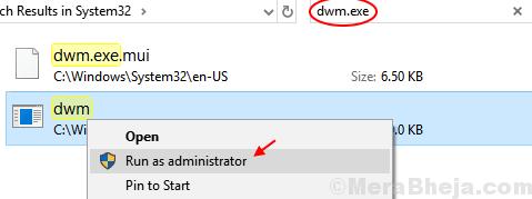 Dwm Min