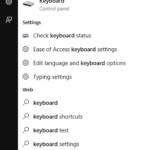 Come disabilitare il suono del clic per la tastiera su schermo in Windows 10